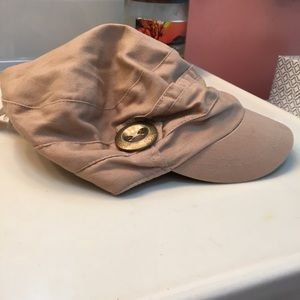 Minicci Accessories - ☀️ SUMMER SALE ☀️ Khaki hat with buttons